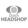 Glazen Mini Bong voor Dabs & Wiet (Black Leaf) 2 in 1