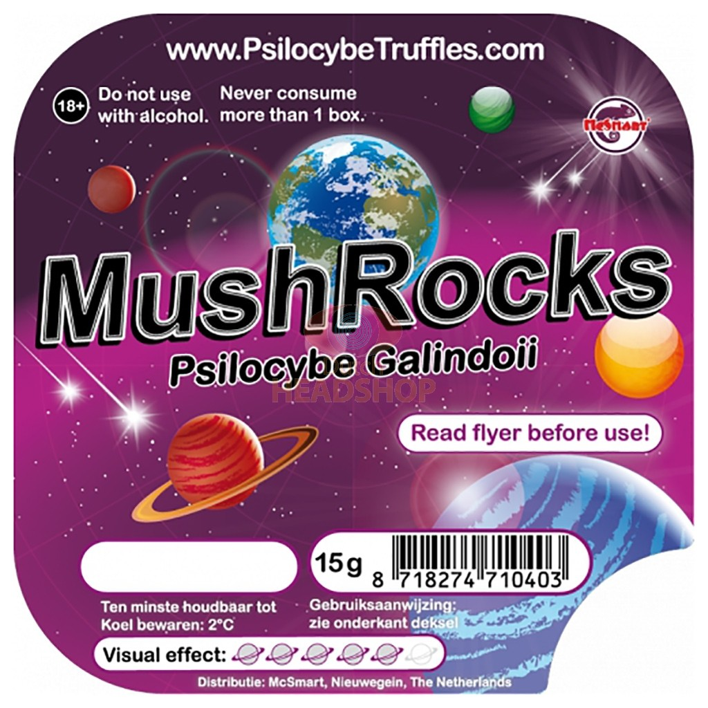 Magic Truffels MushRocks 20 gram
