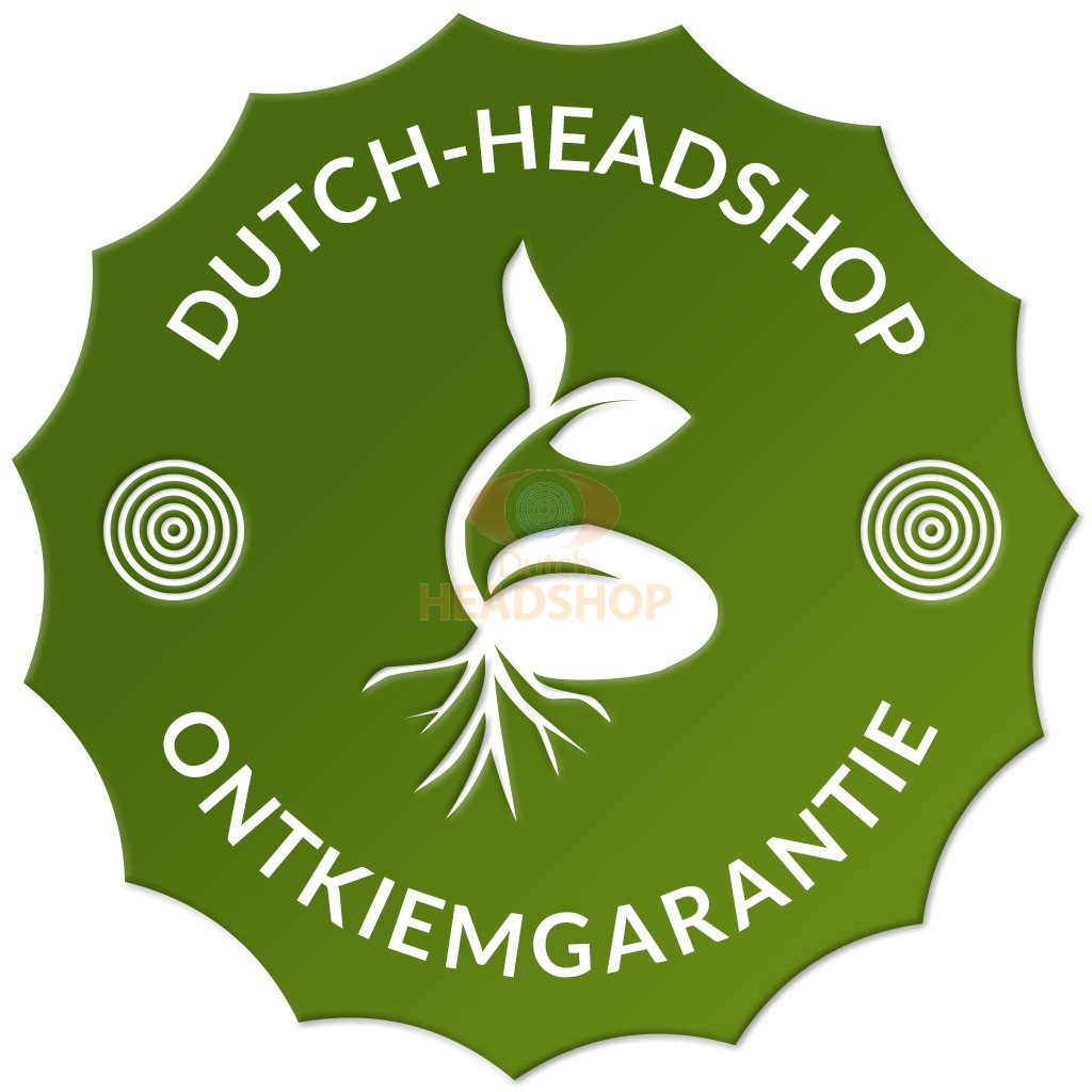 Dutch-Headshop Ontkiemgarantie
