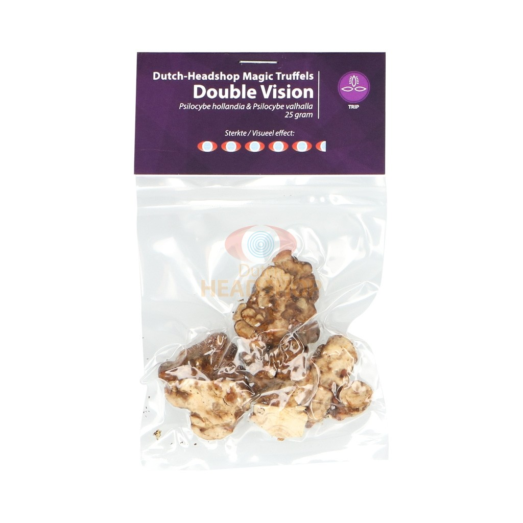 Magic Truffels Double Vision (Huismerk) 25 gram
