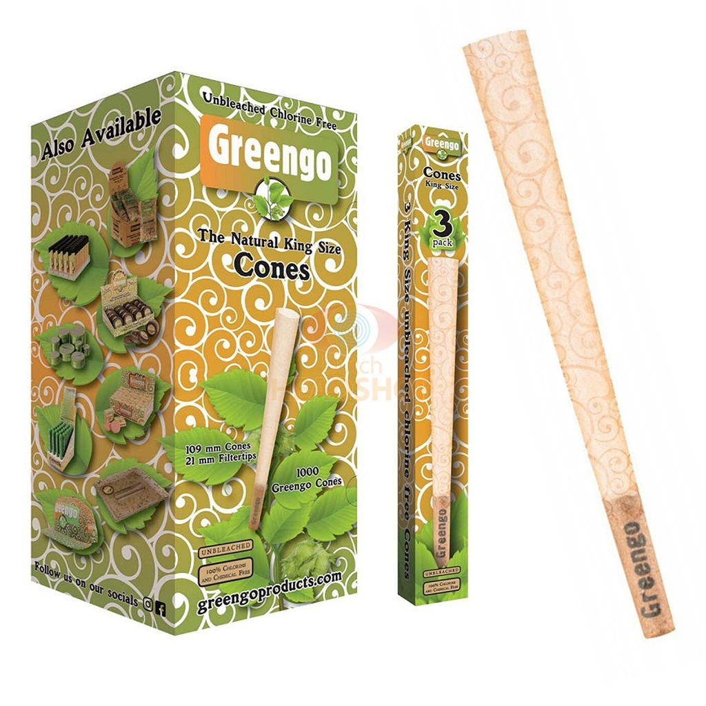 Cones King-Size Joint Hulzen (Greengo) 109 mm