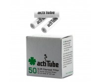 Actieve Koolfilters Slim 6,9 x 27 mm (actiTube)