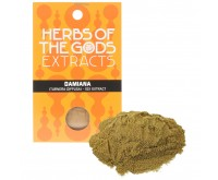 Damiana extract 10X [Turnera Diffusa] (Herbs of the Gods) 5 gram