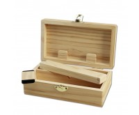 Stash Box Mini | Joint Rol Box Hout