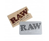 Credit Card Grinder | Shredder Card (RAW) 8 cm