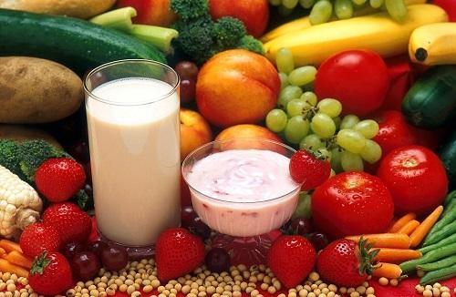 bad trip verzachten met fruit en zoetigheid